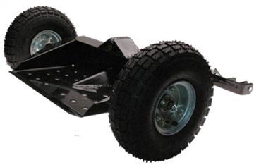 2 Wheel Sulky